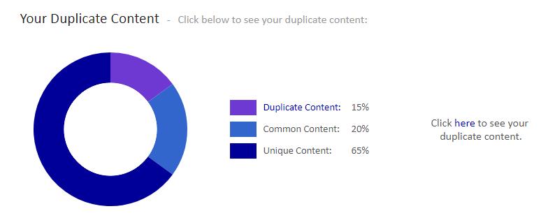 Дубли страниц сайта - онлайн-сервис